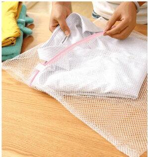 【省錢博士】粗網洗衣機專用網袋
