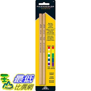 [106美國直購] Prismacolor 962 混和筆 Premier Colorless Blender Pencils, 2-Count a124