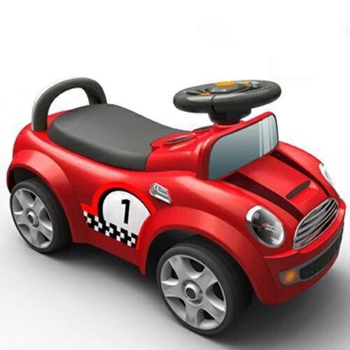 【兒童玩具】賽車學步車