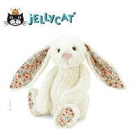 彌月禮盒推薦★啦啦看世界★ Jellycat 英國玩具 / 碎花兔 玩偶 彌月禮 生日禮物 情人節 聖誕節 明星 療癒 辦公小物