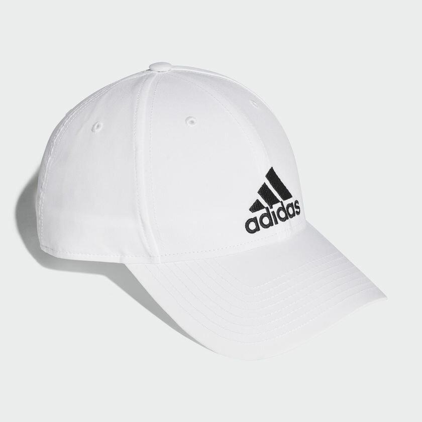 [ALPHA] ADIDAS CLASSIC SIX PANEL LIGHTWEIGHT CAP BK0794 6分割 老帽 輕量 電繡