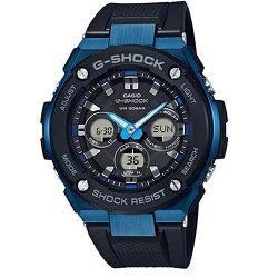 CASIO G-SHOCK 絕對悍奔騰運動腕錶/GST-S300G-1A2