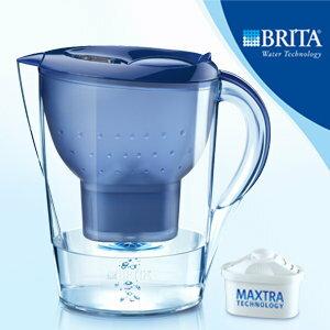 『小凱電器』德國 BRITA Marella 馬利拉花漾型 3.5L 濾水壺【內含maxtra濾芯1個】