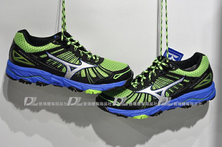 【登瑞體育】MIZUNO 男款戶外慢跑鞋 -J1GJ165703