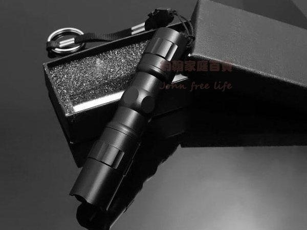 約翰家庭百貨》【WA140】防水LED小手電筒 地震停電 居家安全 隨機出貨