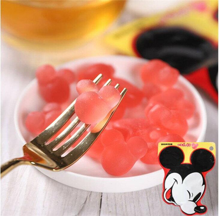 【UHA味覺】Disney米奇造型草莓軟糖 30g ディズニーグミ 日本進口糖果 3.18-4 / 7店休 暫停出貨 2