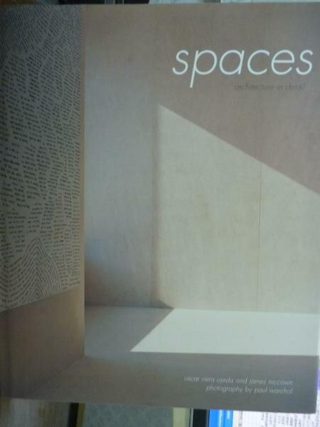 【書寶二手書T2/原文書_PLY】Spaces_Oscar Riera Ojeda