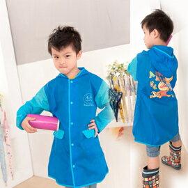 ●Rainboooboo●麵包超人風雨衣(藍色)【A1011】