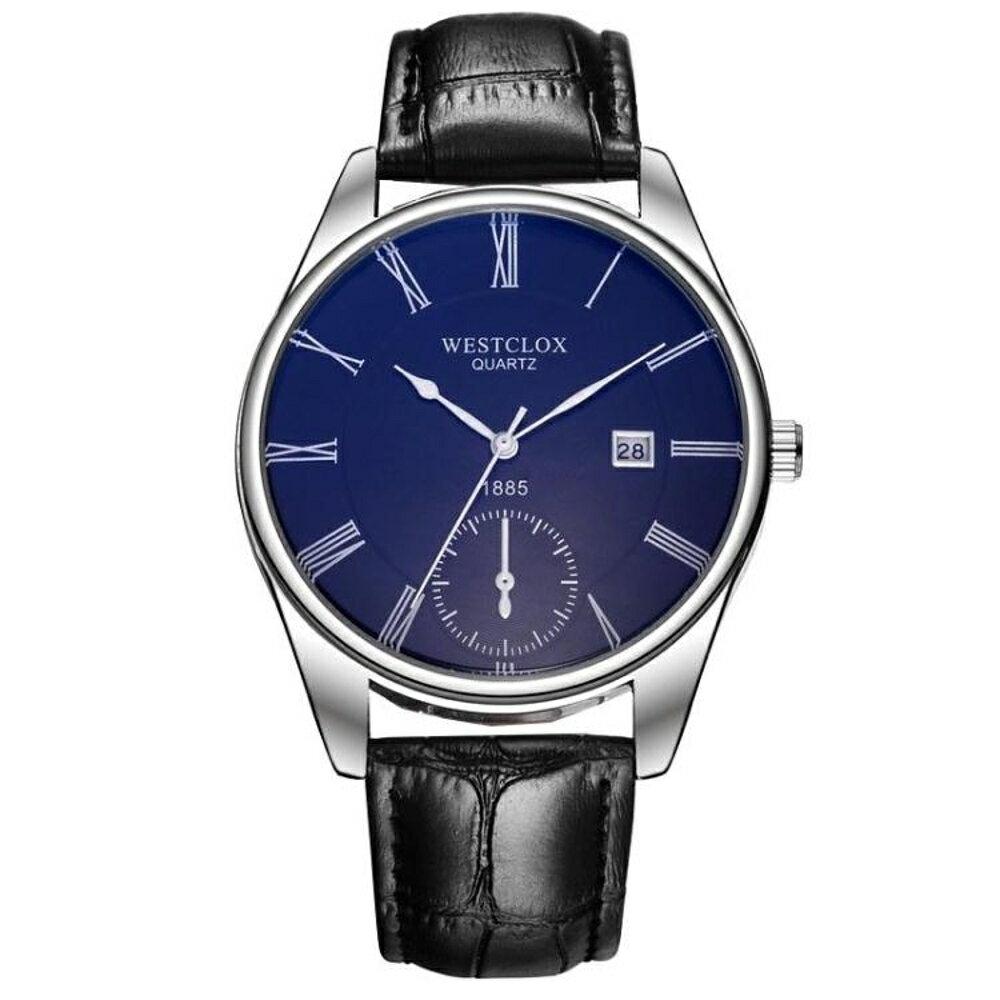 情侶手錶男士帶防水腕錶潮流女學生錶運動簡約石英錶   名購居家 新春鉅惠