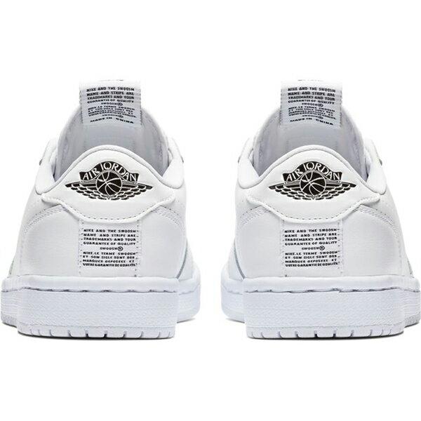 【NIKE】WMNS AIR JORDAN 1 RET LOW SLIP 休閒鞋 運動鞋 女鞋 -AV3918100 3