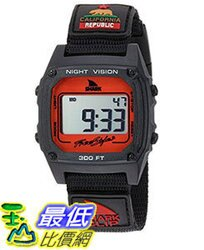 [106美國直購] Freestyle 手錶 Unisex 10027329 B014GT4NYE Shark Leash Digital Display Japanese Quartz Red Watch