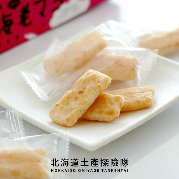 「日本直送美食」[北海道零食] 北海味 輕仙貝 (鮮蝦美乃滋) ~ 北海道土產探險隊~