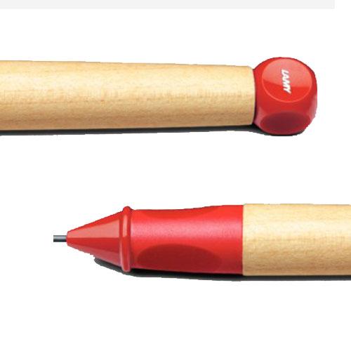 永昌文具LAMY德國拉米ABC楓木系列1.4MM鉛筆支(紅、藍可選)