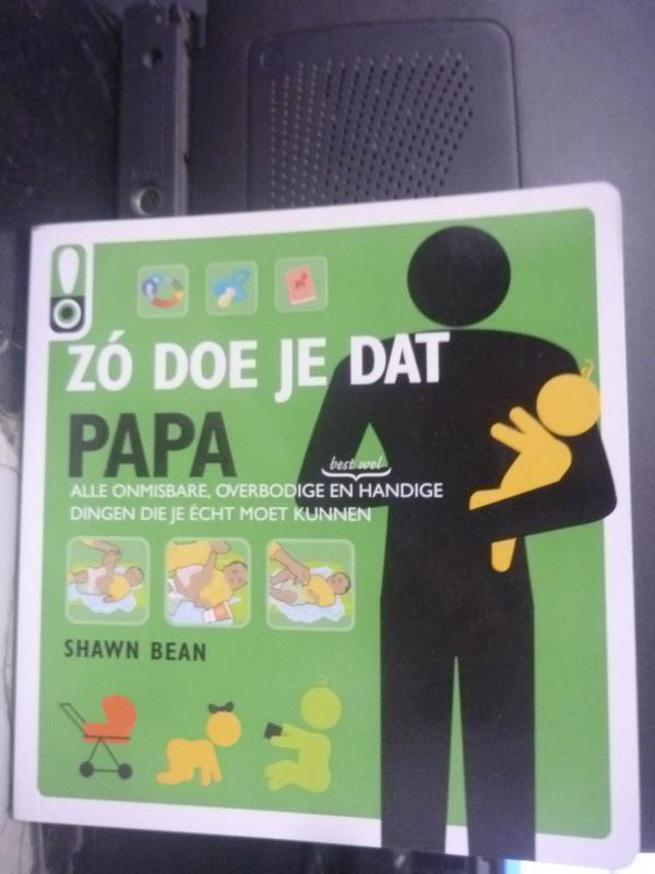 ~書寶 書T6/保健_INJ~Zo doe je dat Papa_Shawn Bean