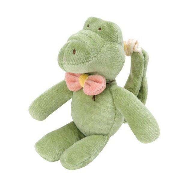 美國 miYim 推車吊掛娃娃~鱷魚