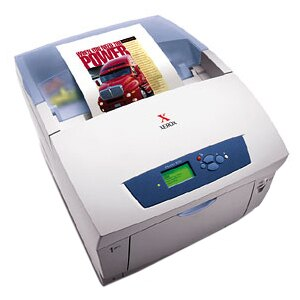 Xerox Phaser 6250N Laser Printer - Color - 26 ppm Mono - 26 ppm Color - USB, Parallel - PC, Mac 3