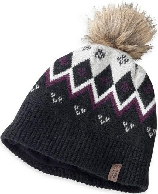 Outdoor Research 登山保暖帽/毛帽 Cimone Beanie OR 244853 0001黑