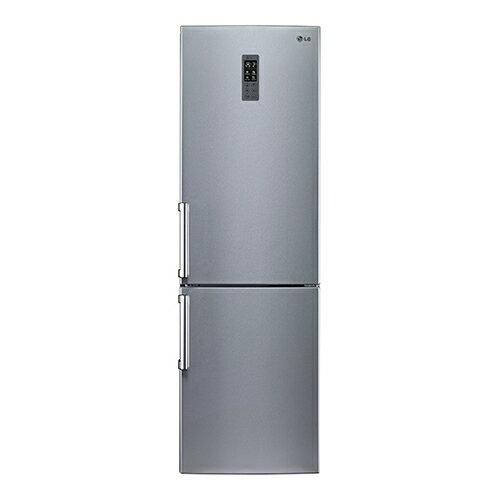 《特促可議價》LG樂金 350L 直驅變頻上下門冰箱-精緻銀【GW-BF380SV】