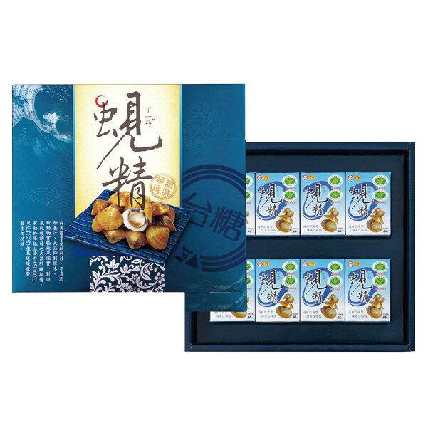 台糖 蜆精禮盒 (62ml/瓶,8瓶/盒) 【杏一】