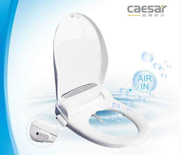 洗樂適衛浴:【caesar凱撒衛浴】逸潔電腦馬桶座TAF410遙控型,含安裝