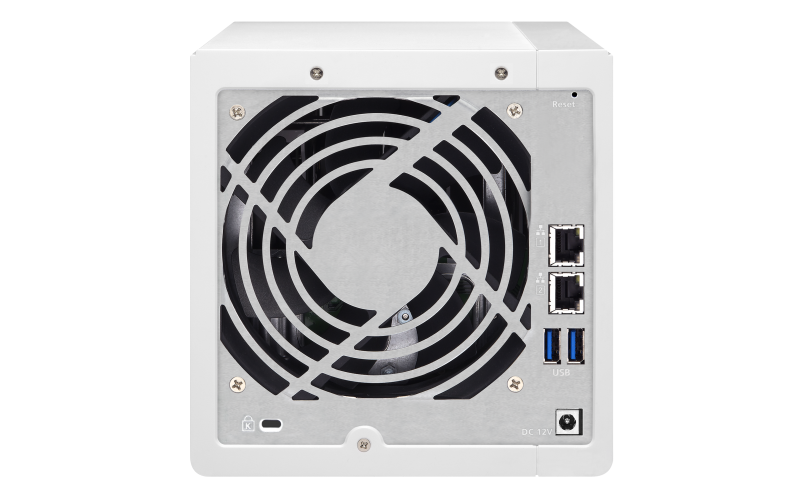 QNAP 威廉通 TS-431P2-1G 4Bay NAS 網路儲存伺服器 9