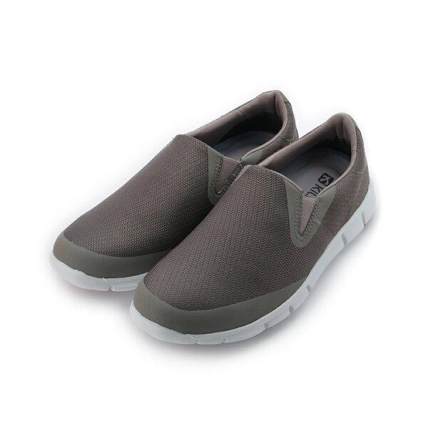 KILDAREECOFUSIONGREY套式休閒布鞋灰BK6302-GR男鞋