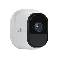 Arlo- Pro Add-On Indoor/Outdoor HD Wire Free Waterproof Security Camera - White