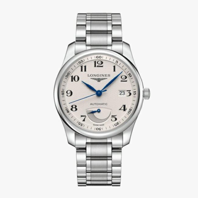 LONGINES 浪琴 L29084786 名匠系列動力儲存顯示紳士腕錶 40mm