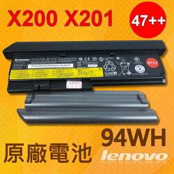 9芯 聯想 LENOVO X200 X201 原廠電池 ThinkPad X200 7454 7455 7458 X200s 7465 X201-3323 X201i X201s