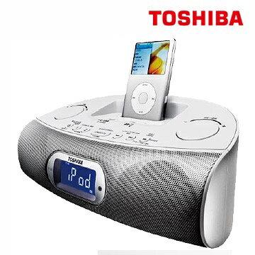 <br/><br/>  TOSHIBA 東芝 手提式 iPod/iPhone音響 DMS-SR3 <br/><br/>