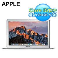 Apple 蘋果商品推薦APPLE MacBook Air 13.3吋筆電 128GB (MQD32TA/A)【三井3C】