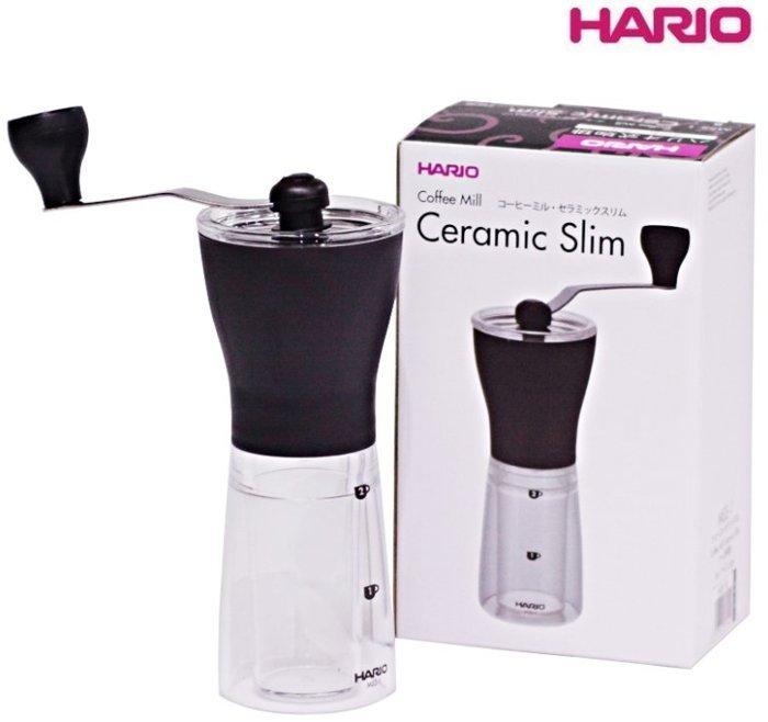 日本原裝 HARIO 咖啡磨豆機 Hario MSS-1B 輕巧手搖磨豆機『可刷卡、超商取貨免運』
