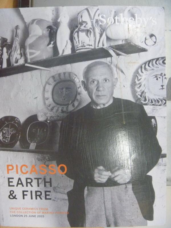 ~書寶 書T4/收藏_ZIC~Sotheby #x27 s_Picasso Earth