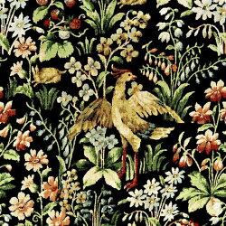 Mind the Gap /  Floral Tapestry WP20057 壁紙「訂貨單位156cm x 3m/套(1套3張壁板)」植物 花草 花紋 地毯紋 仿真