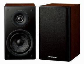 Pioneer 先鋒 S-CN301 二聲道書架式揚聲器  熱線:07-7428010