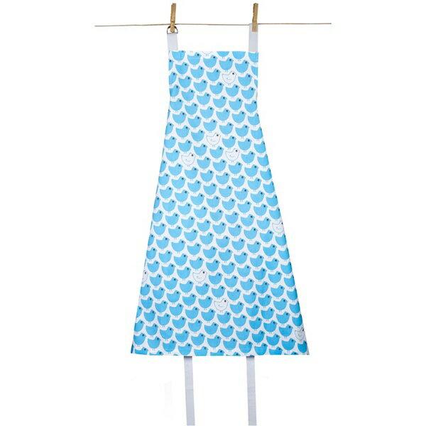 ~法國 La Cocotte Paris~廚房的美好時光圍裙Poussin Bleu藍色小