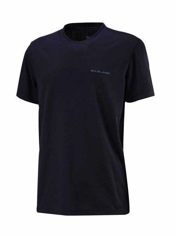 【【蘋果戶外】】荒野 W1626-54 黑色 WildLand 男 疏水紗素色短袖POLO衫 吸濕排汗 運動上衣 休閒 運動 快乾透氣 輕薄舒適 大尺碼