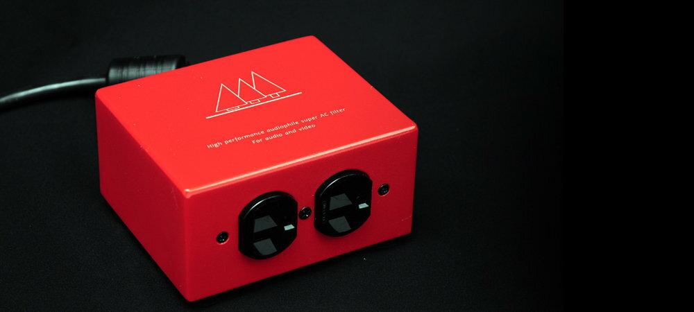 <br/><br/>  谷津 DA&T AC FILTER 電源濾波器 過濾雜訊/正旋波<br/><br/>
