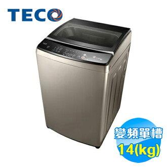 東元 TECO 14公斤單槽洗衣機 W1488XS