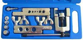 [萊陽冷凍五金] 冷煤 冷氣 手工具 [擴管器.銅管.工具組] Tubing Tool Kits 品號:275L