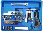 [萊陽冷凍五金] 冷煤 冷氣 手工具 [擴管器.銅管.工具組] Tubing Tool Kits 品號:829L