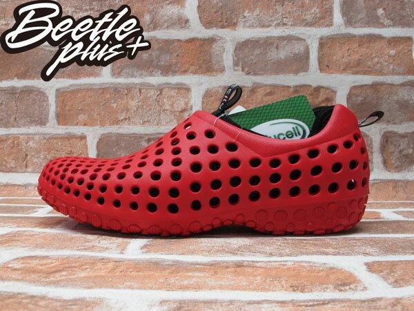 BEETLE PLUS 出清特價 下殺 6折 全新 日本最新品牌 CCILU 洞洞鞋 AMAZON SUMMER AM 紅 黑 0