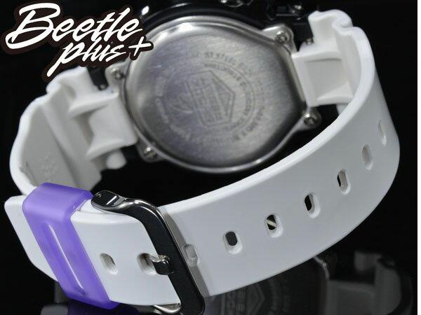 BEETLE PLUS 全新 CASIO G-SHOCK DW-6900SC-1DR 黑 白 桃紅 星星錶面 炫彩系列 殺人鯨 AJ11 電子錶 手錶 WATCH 2