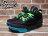 BEETLE PLUS 全新 NIKE AIR JORDAN SON OF LOW BEL AIR 黑紫藍綠 爆裂紋 女鞋 火星之子 580604-028 1