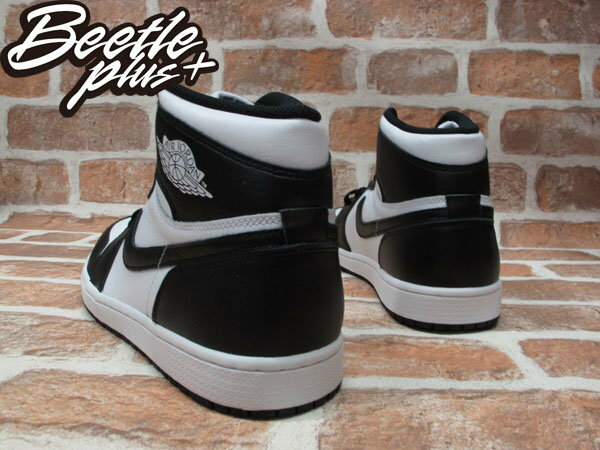 BEETLE PLUS NIKE AIR JORDAN 1 RETRO HIGH OG 黑白 男鞋 555088-010 1