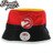 BEETLE PLUS 全新 MITCHELL&NESS NBA 亞特蘭大 老鷹 HAWKS LOGO 黑黃 紅 遮陽帽 漁夫帽 BUCKET HAT MN-278 - 限時優惠好康折扣