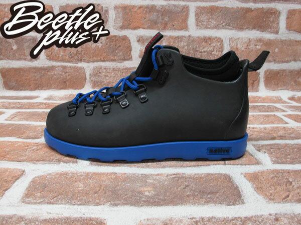西門町專賣店 全新 NATIVE FITZSIMMONS BOOTS 超輕量 登山靴 雙色 黑紫 GLM06-543