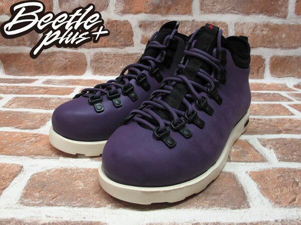 西門町 BEETLE PLUS 全新 2012 秋冬 NATIVE FITZSIMMONS BOOTS 輕量 登山靴 神祕紫 GLM06-544 1