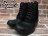 《限時6折免運》BEETLE PLUS 全新 NATIVE JIMMY JIFFY BLACK 全黑 紅格紋內裡 獵牙靴 超輕量 GLM15-005 1