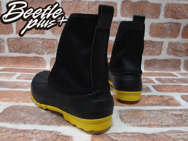 BEETLE PLUS 全新 NATIVE JIMMY JIFFY BLACK CRAYON YELLOW 黑黃 獵牙靴 超輕量 GLM15-011 2